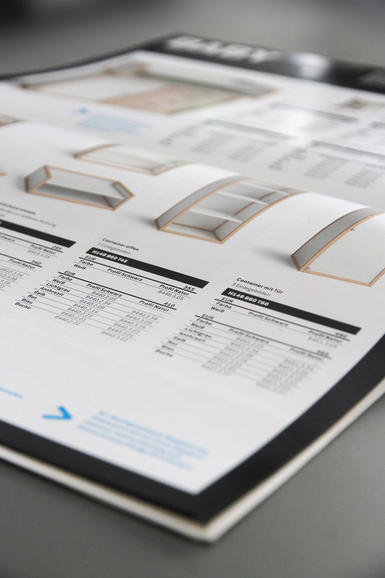 Catalogue Illustration Flötotto - Catalogue Layout