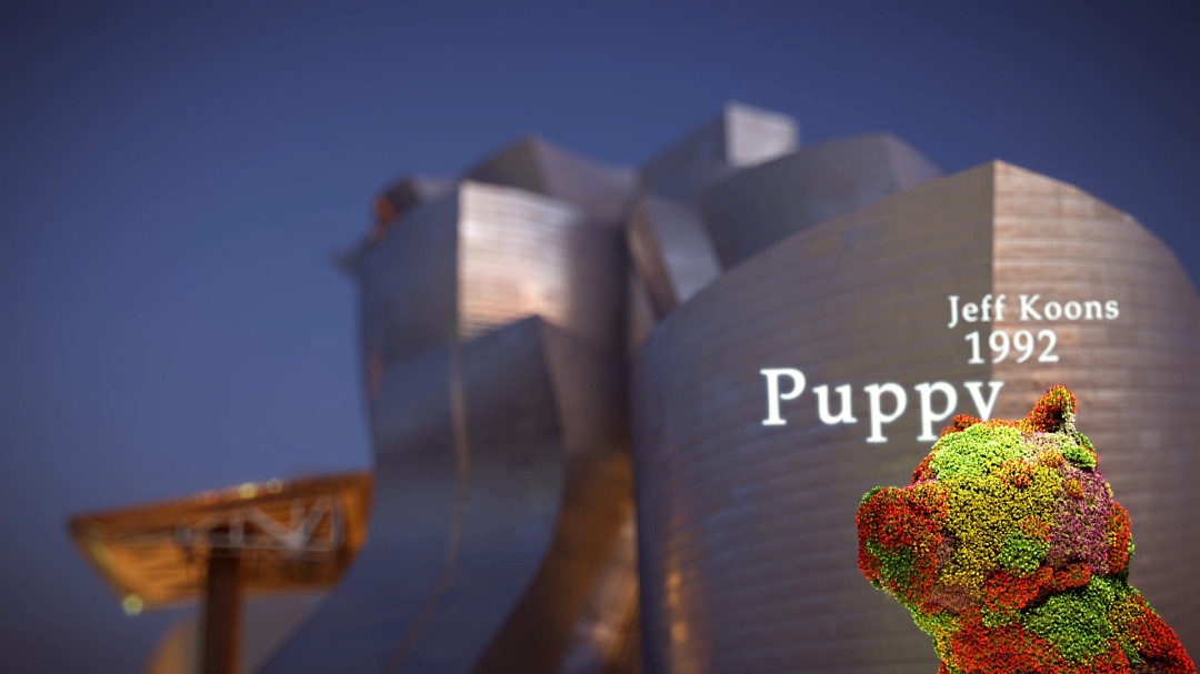 Bilbao - Puppy by Jeff Koontz