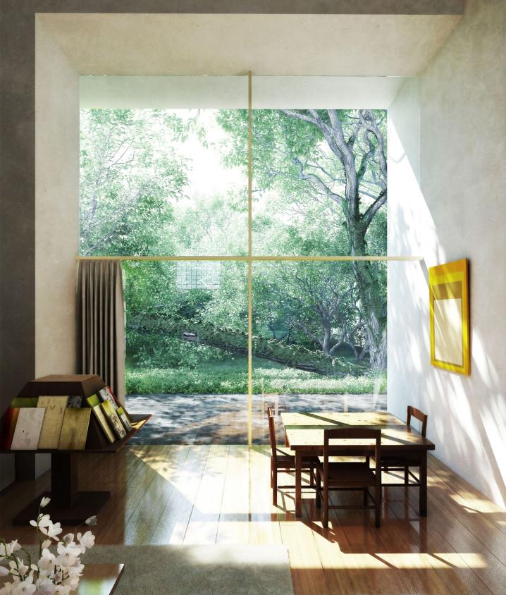 Casa_Barragan_gardenview_CGI_by_xoio