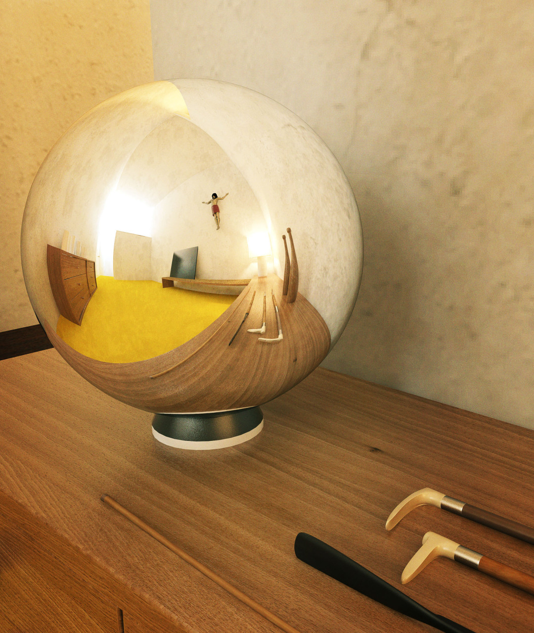 Casa_Barragan_silverball_CGI_by_xoio