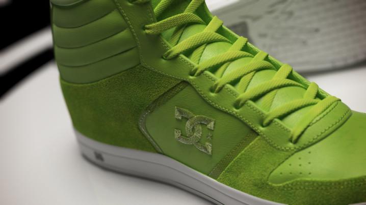 Produktvisualisierung Schuh DC Sneaker Detail B