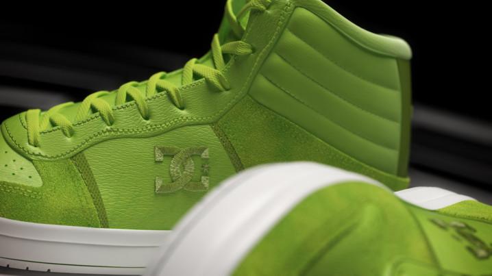 Produktvisualisierung Schuh DC Sneaker Detail C