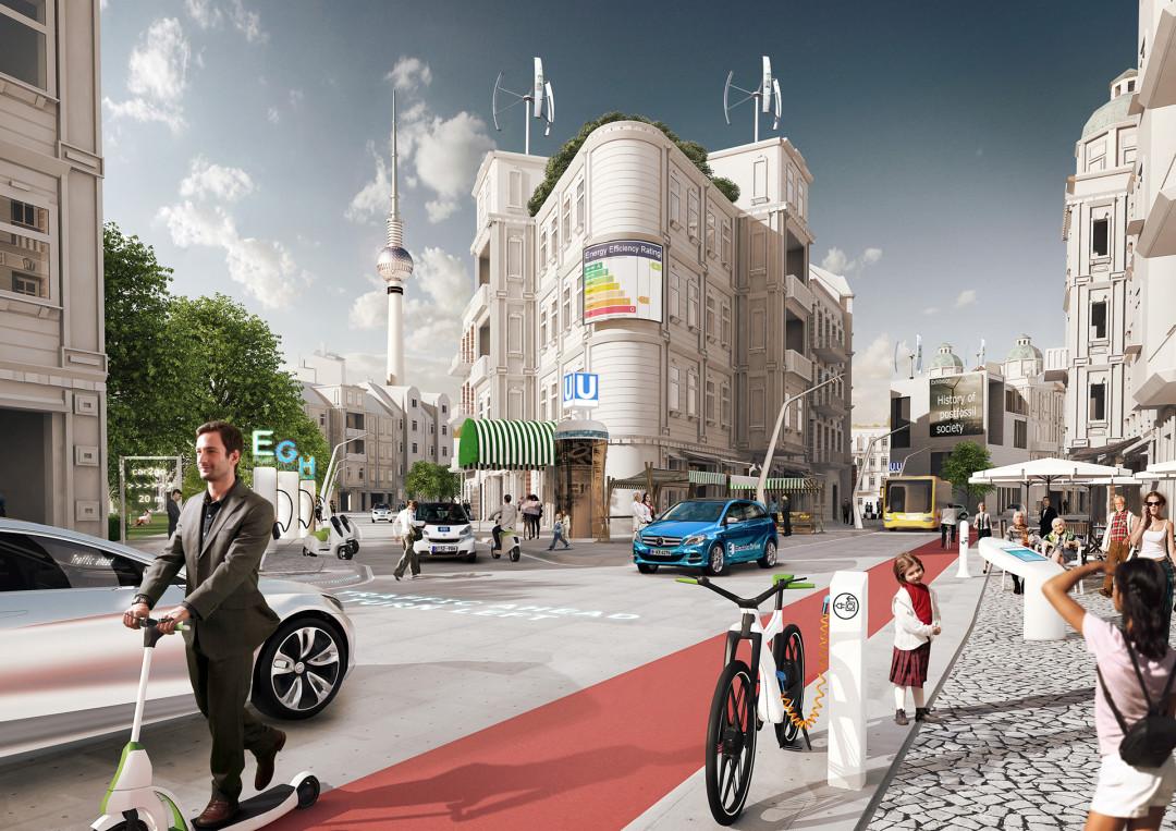 daimler future of mobility - berlin