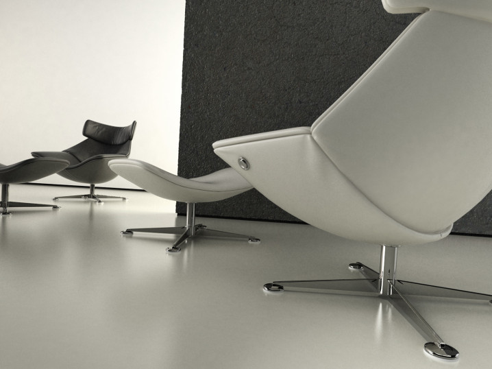 3d-Produktvisualisierung Egon_Walther_Knoll_by_xoio