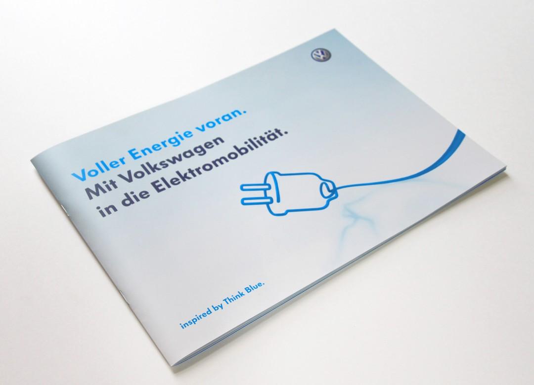 VW Emobilty - Broschure