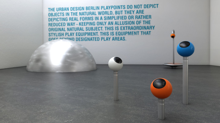 Urbandesign Berlin Domes