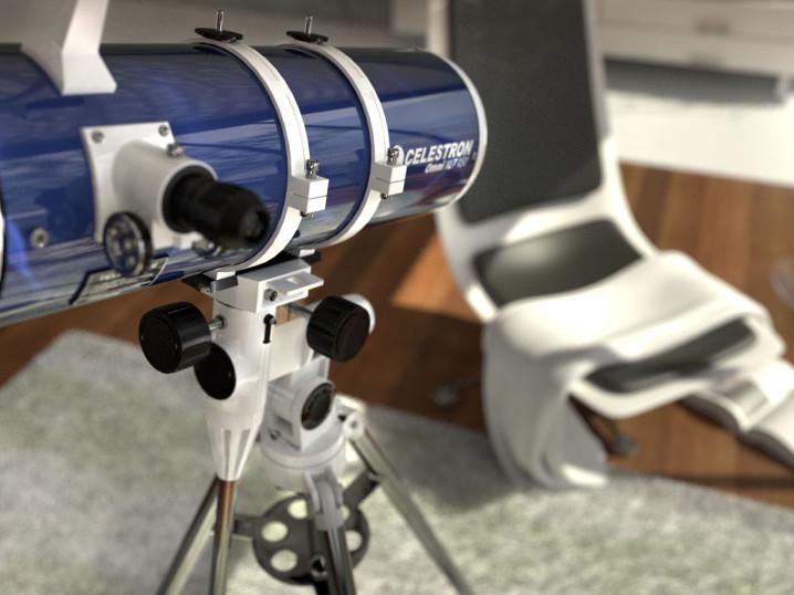 virtual productshot celestron detail