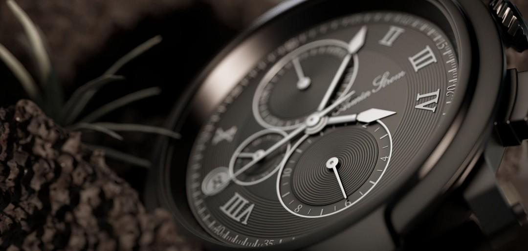 Chronograph_ArminStrong_3d_closeup_by_xoio