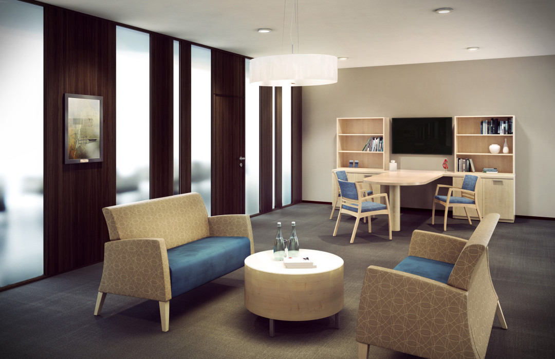 healthcare environment: consultation room
