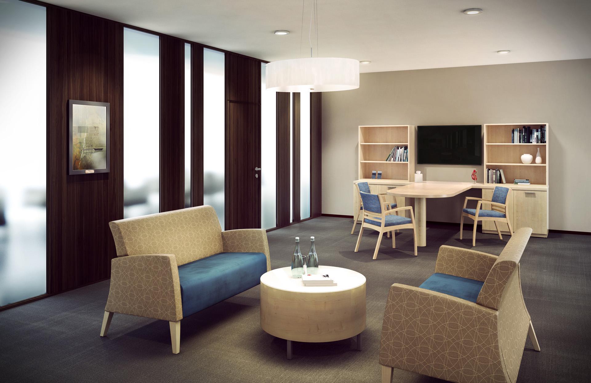 Healthcare Office Furniture