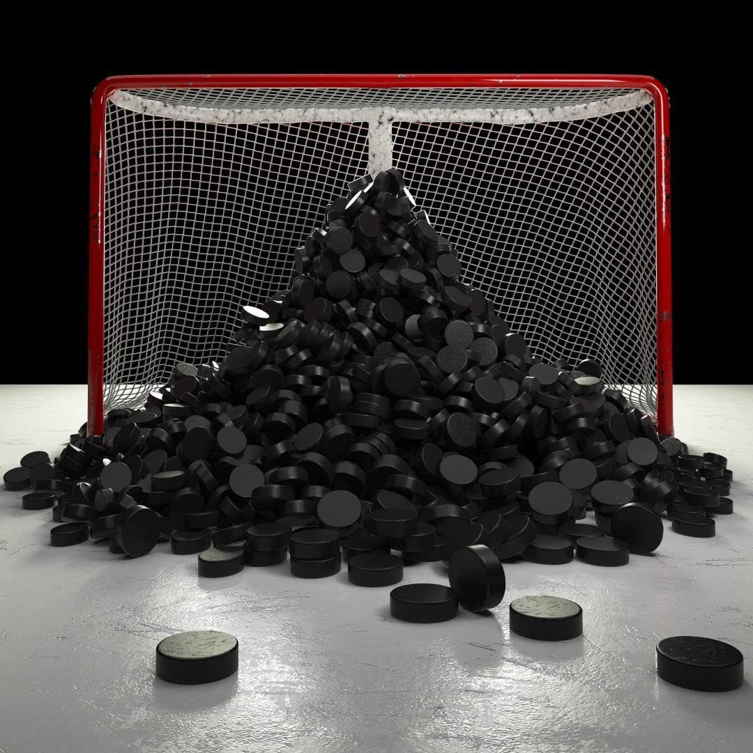 Hockeygoal