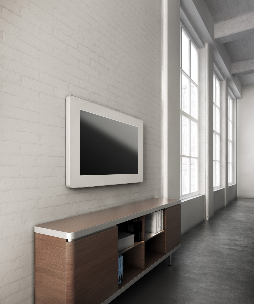 OFS_Eleven_Sideboard_with_Screen_by_xoio