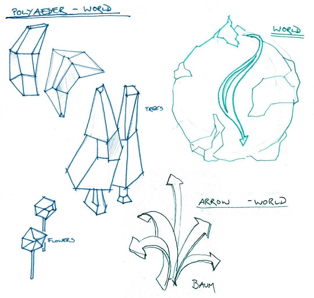 VW Illustration Quicar - Sketches