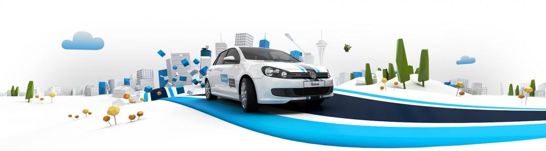 Volkswagen VW Quicar - Start