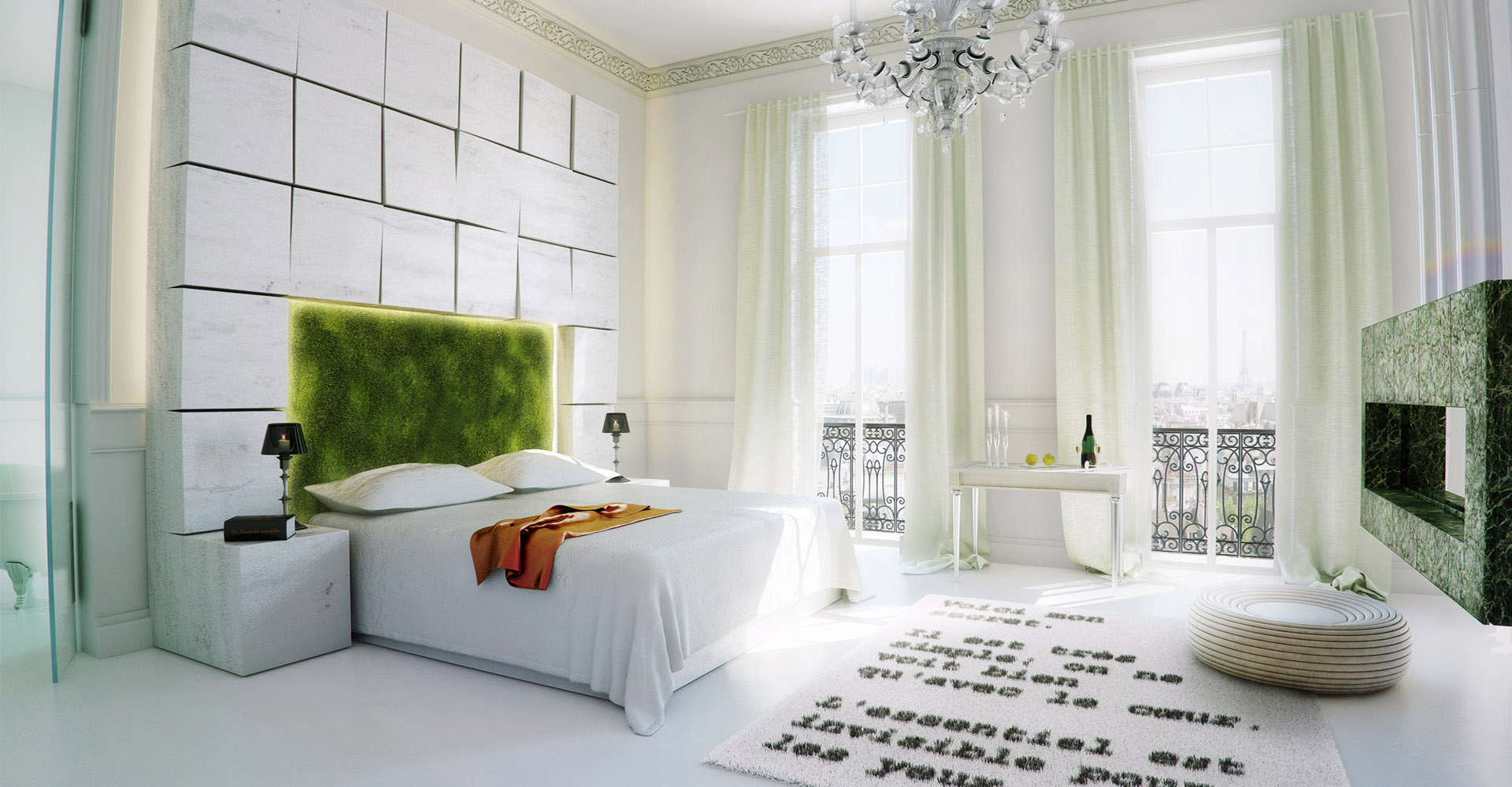 Hotel Suite Interior - Final