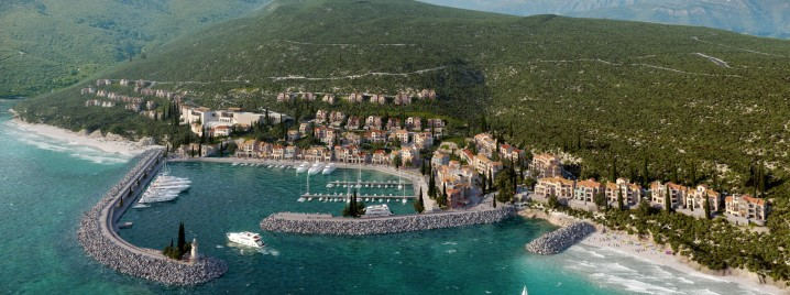 Seaside_Village_Lustica_Bay_Birdseye_by_xoio
