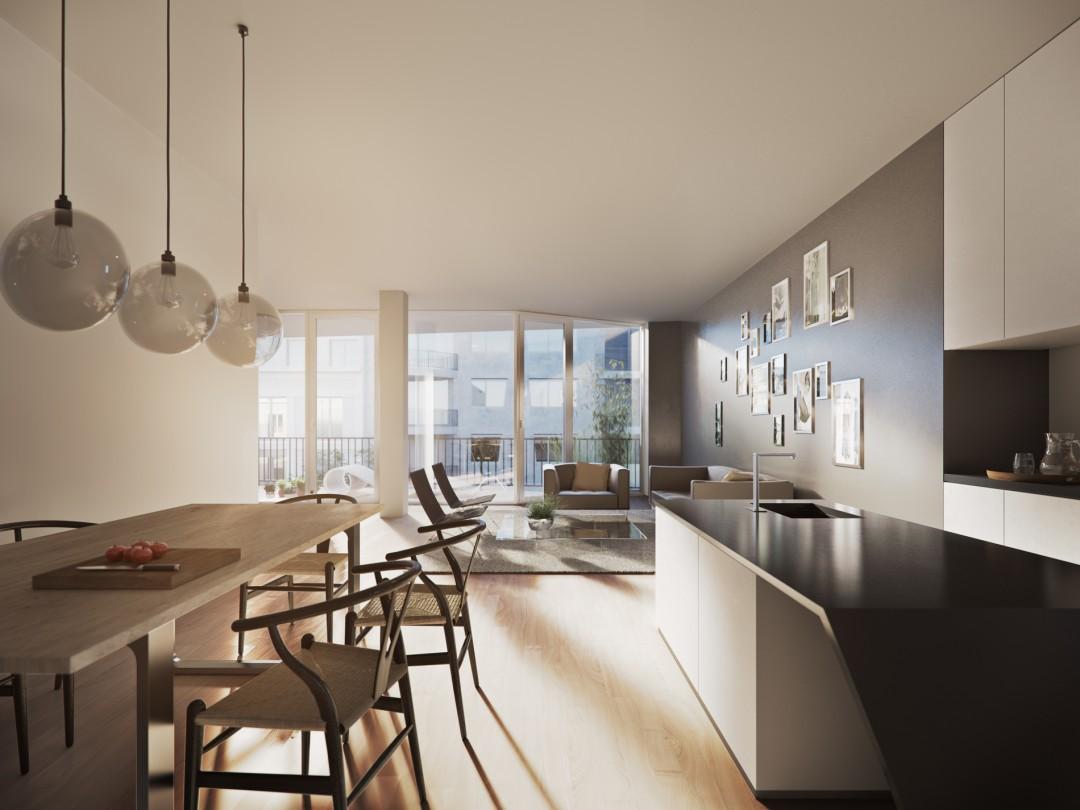 Libeskind Interior Apartment