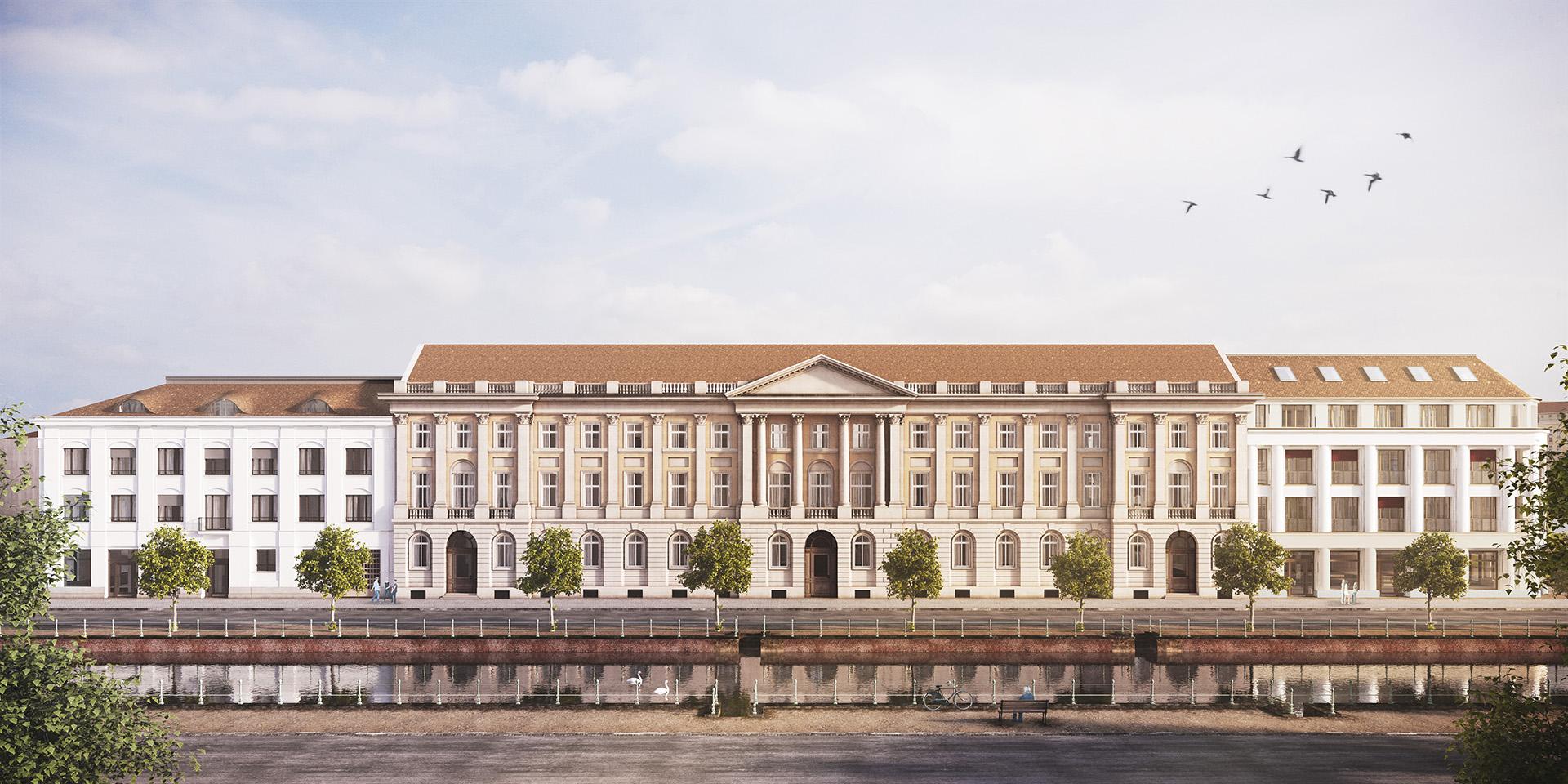 Brockessches Palais_Exterior Visual_02_by_xoio