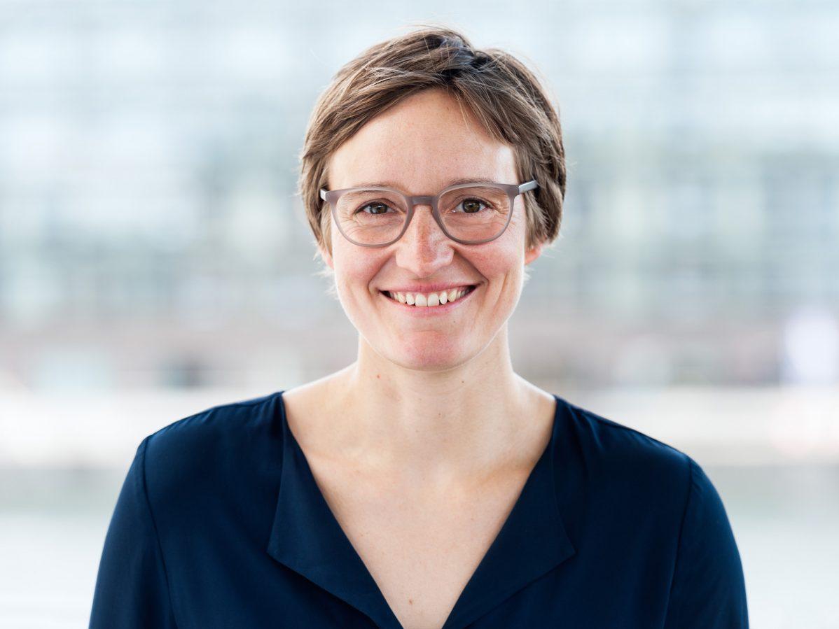 Bettina Ludwig, Creative Director, Geschäftsführung