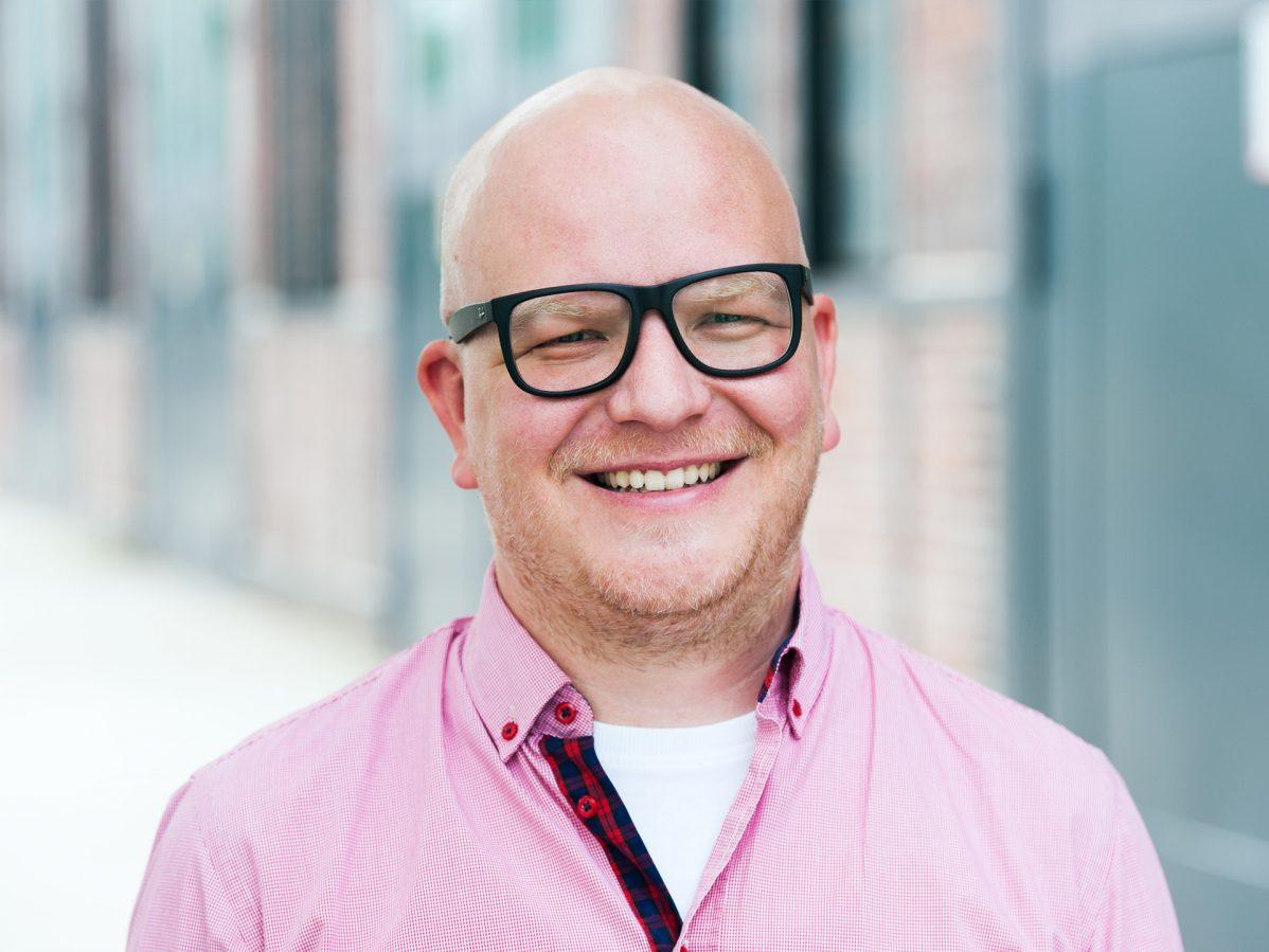 Lasse Rode, Creative Director, Geschäftsführung